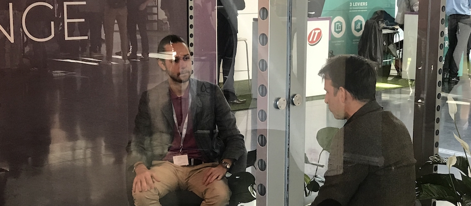 frePPLe at Odoo Experience 2019 - Hicham Lahlou Interview